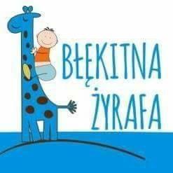 Błękitna Żyrafa